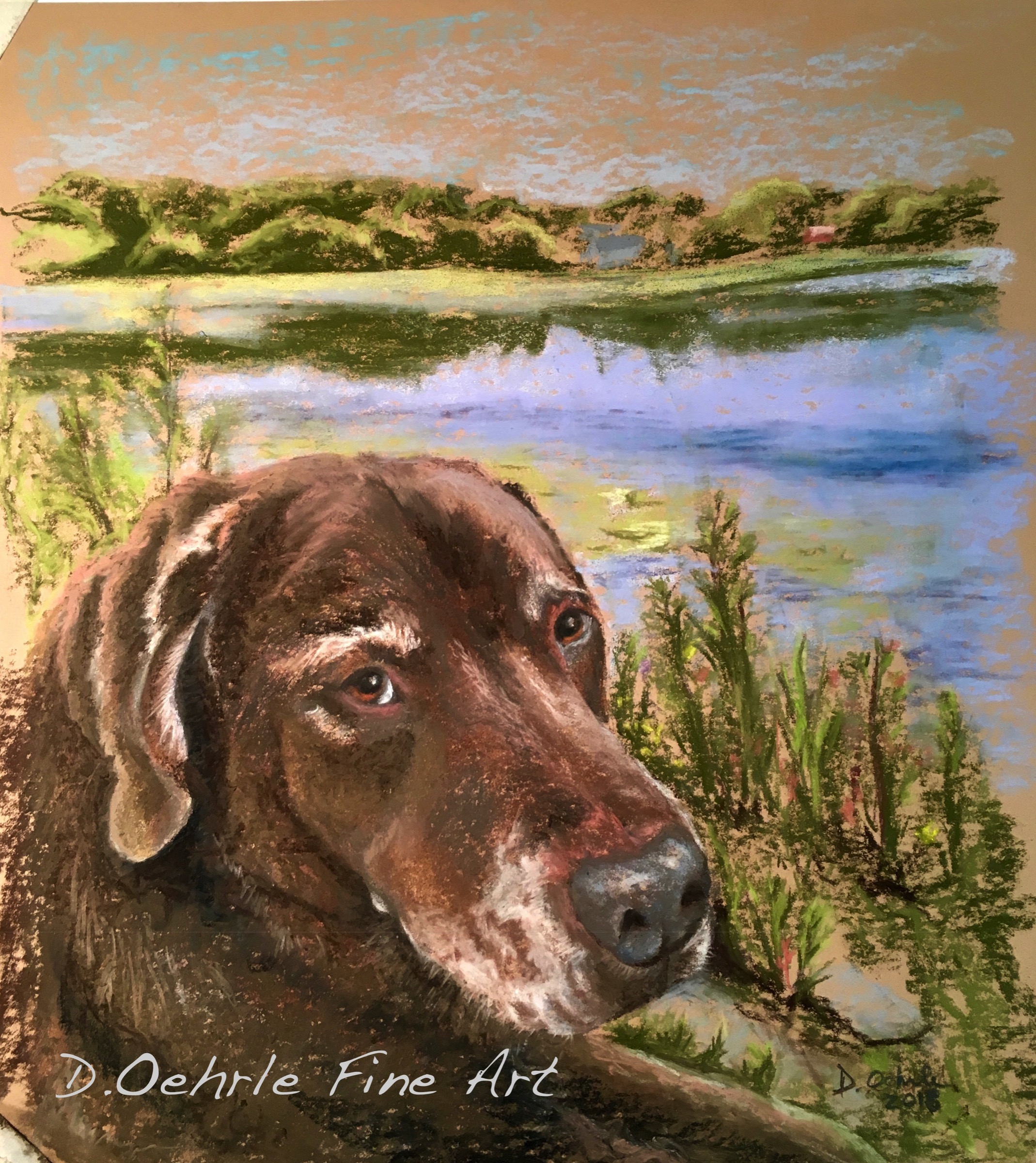 D Oehrle Fine Art-6